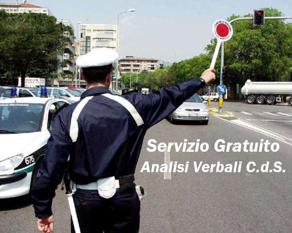 Analisi Verbali C.d.S.