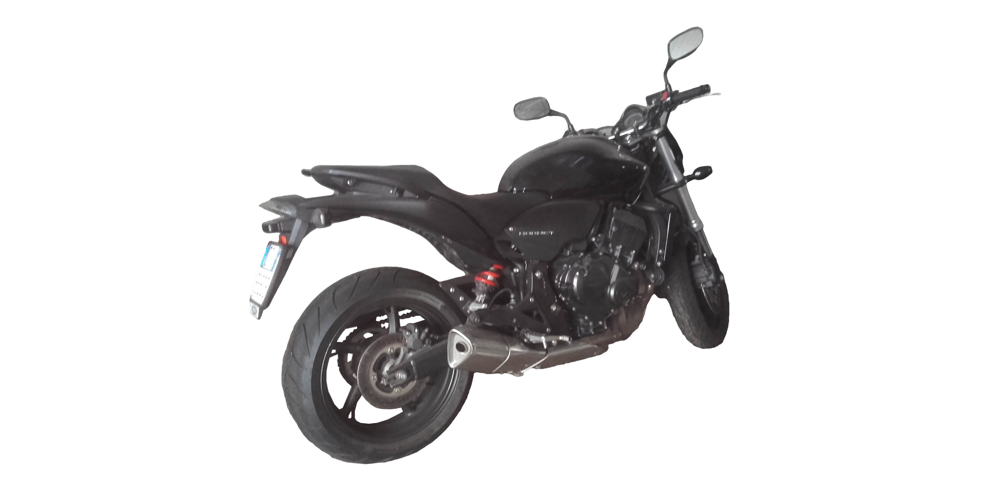 Honda Hornet cc 600 da 70 Kw